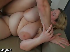 BBW Big Boobs Big Butts