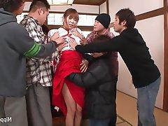 Asian Creampie Facial Group Sex Japanese