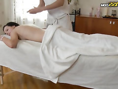 Babe Blowjob Massage Teen
