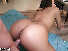 Big Butts Brunette Hardcore Pornstar