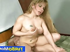 Mature MILF Amateur Blonde Hardcore