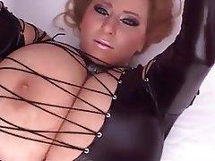 Super huge tit porn