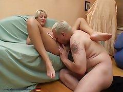Amateur German Skinny Small Tits Teen