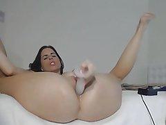 Babe Big Boobs Masturbation Webcam College
