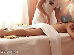 Amateur Massage Russian Teen
