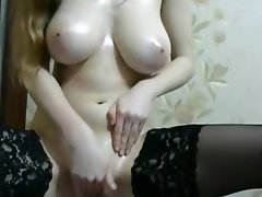 Amateur Stockings Webcam