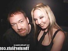 Amateur Blonde Cumshot Gangbang Group Sex