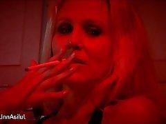 Big Boobs Blowjob Facial Smoking