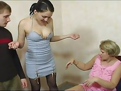 Blowjob Cumshot Group Sex Old and Young Small Tits