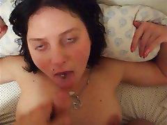 Amateur Cum in mouth Cumshot