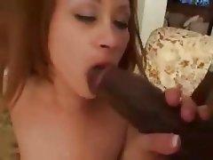Dildo Hardcore Interracial Lingerie Redhead