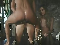Blowjob Cumshot Group Sex Threesome Vintage