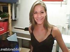 Amateur Blonde Blowjob MILF Mature