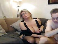 Big Nipples Mature Webcam