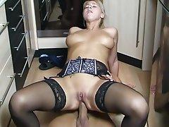 Anal Blonde German Saggy Tits Fucking