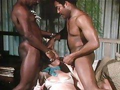 Big Cock Blowjob Lingerie Vintage Black