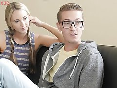 Babe Pornstar Teen Casting
