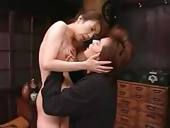 Cum in mouth Japanese Mature Old and Young Small Tits