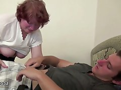 Cum in mouth Granny Hardcore Old and Young Teen