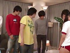 Asian Blowjob Facial Group Sex Japanese