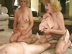 Lucky guy fucks hot sorority sisters at the pussy palace 4