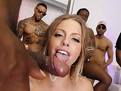 Group Sex Interracial Gangbang Big Cock Big Black Cock