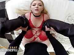 Teen POV Small Tits