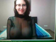 Webcam Big Boobs Big Tits Beauty