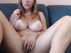 Amateur Big Boobs Big Nipples Dildo