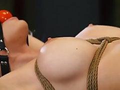 Blowjob Teen Facial Bondage