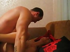Amateur Anal Brunette Russian Small Tits