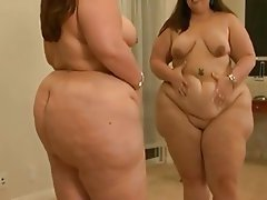 Amateur BBW Big Boobs Brunette POV