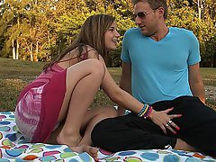 Teen Cute Babe Upskirt Panties