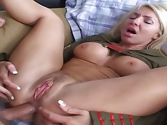 wife fucks twins