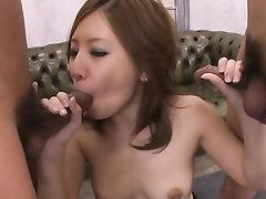 Asian Blowjob Creampie Teen