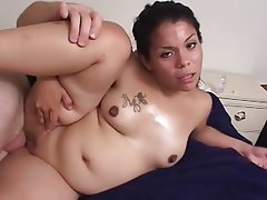 Babe Brunette Hardcore Interracial