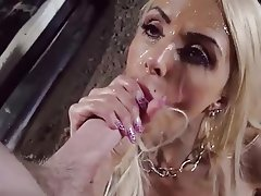 Incredible cumshot tube girl