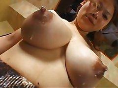 Asian Babe Big Boobs Nipples Softcore