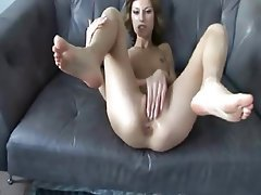Amateur Anal Babe French