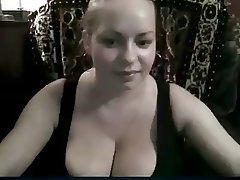 Blonde Big Boobs Webcam Russian