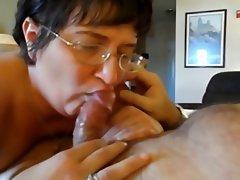 Granny blowjob cum videos, sex woman cute