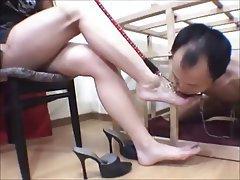 Japanese fetish and femdom