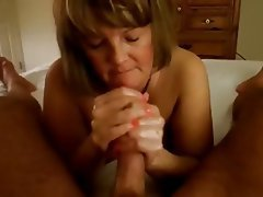Grandma mature video girls fucking