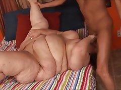 BBW Big Boobs Big Butts Redhead