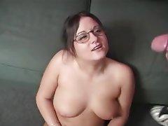 Big Boobs Cumshot Facial Masturbation